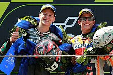 Marc Marquez: Quartararo erhöht Level von Rossi und Vinales