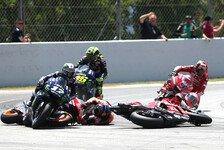MotoGP: Vinales und Dovizioso fordern Strafe gegen Lorenzo