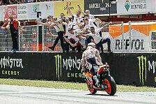 MotoGP-Analyse: Lorenzo crasht Marquez zum Sieg? Schwachsinn!
