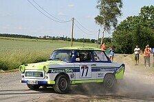 Osterburg Rallye