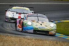Le Mans: Später Triumph für deutsches Porsche-Team Project 1