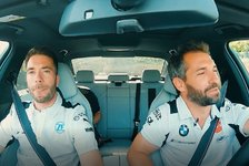 DTM - Video: DTM - Timo Glock und Philipp Eng: Taxi-Fahrt mal anders