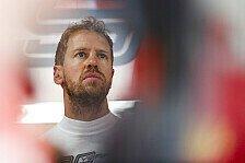 Formel 1: Vettel-Strafe bleibt, Beweise abgeschmettert