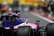Formel 1, Rennleiter widerspricht Perez: War so abgesprochen