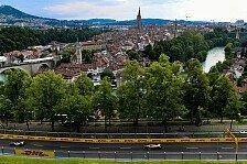 Formel E, Bern: Wehrlein im 2. Training haarscharf vor Lotterer