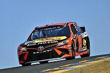 NASCAR Sonoma: Martin Truex Junior holt erneut Road-Course-Sieg