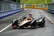 Formel E: Titelfavorit Vergne auf Pole - di Grassi abgeschlagen