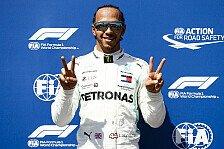 Formel 1, Hamilton macht sich nach Pole über Ferrari lustig