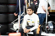 Formel-2-Fahrer mit 9 Strafpunkten in einem Rennen: Sperre