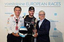 Formel-E-Europameister: Vergne gewinnt voestalpine-Wertung
