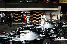 Formel 1 Frankreich, Presse: Hamilton dirigiert fade Prozession