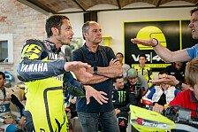 Valentino Rossi in die DTM? Berger will keinen Druck aufbauen