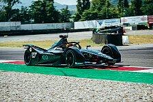 Formel E: Mercedes testet Fahrer-Trio - Stammpiloten dabei?