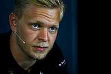 Formel 1, Magnussen verweigert Kniefall: Kein Support für BLM