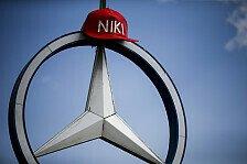 Formel 1: Niki Laudas Team-Anteile gehen zurück an Mercedes