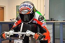 Max Biaggi will Topspeed-Rekord für Elekto-Motorräder brechen