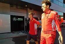 Ferrari und Red Bull alleine: Reifenaufstand abgeschmettert