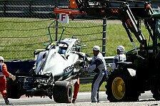 FIA plant Sicherheits-Änderungen nach Unfall-Untersuchungen