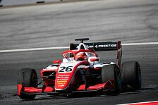 Formel 3 Österreich, Qualifying: Marcus Armstrong holt Pole
