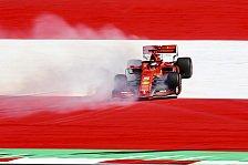 Formel 1, Vettel wittert Ferrari-Chance: Aber Ball flachhalten