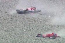 MotoGP - Danilo Petrucci: Schlimmer Abflug mit 220 km/h