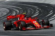Formel 1 Österreich-Qualifying: Leclerc auf Pole, Vettel K.o.