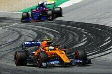 Formel 1, Norris vs. Hamilton & Co.? Aus Ärger raushalten
