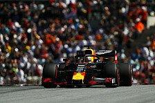 Formel 1, Österreich: Verstappen feiert Updates, Gasly sauer