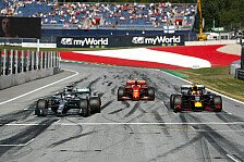 Formel 1 Spa: Ferrari, RB bei Reifen aggressiver als Mercedes