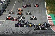 Formel 2 2020: Alle Fahrer und Teams in der Übersicht