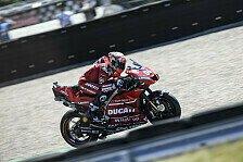 MotoGP Assen - Dovizioso nur auf P11: Immer gleiche Probleme