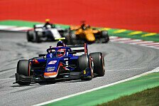 Formel 2 Spielberg: Matsushita-Sieg, Schumacher-Defekt am Start
