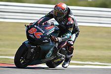 Moto2 Sachsenring: Jonas Folger Schnellster im 1. Training!