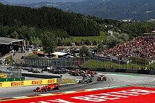 Formel 1: Marko rechnet mit Österreich-GP im Juli - 2 Rennen?