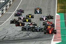 Sprintrennen in der Formel 1: Ricciardo stellt Bedingungen