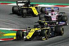 Formel 1: Ricciardo, Hülkenberg verzweifeln: Probleme überall