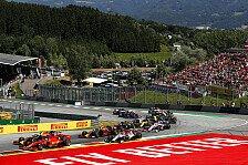 Formel 1 Österreich 2019: Fahrernoten - hier bewerten!