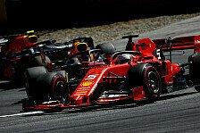 Formel 1, Sebastian Vettel: Ohne Stopp-Doppelfehler Podium