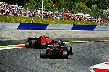 Formel 1: Österreich GP vor leeren Rängen?