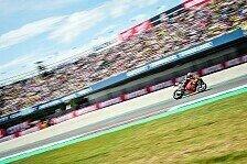 MotoGP - Dutch TT: Kein Assen-Rennen vor leeren Tribünen