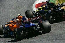 Formel 1, McLaren vs Renault: Das ungleiche Verfolgerduell 2019