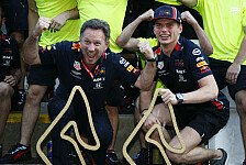 F1, Red Bull erleichtert: Strafe für Verstappen unvorstellbar
