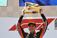 Formel 1, Verstappen vor Spielberg-Hattrick? Max will viel mehr
