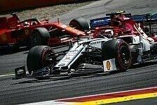 Formel 1, Räikkönen: Alfa trifft Updates besser als Ferrari