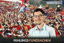 Formel 1 - Fehlings Fundsachen: Oranje-Rodeo in Spielberg