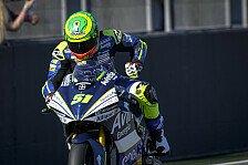 MotoE Valencia: Eric Granado holt Pole Position