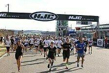 Laufen für den guten Zweck: Der Sachsenring Charity Run 2020