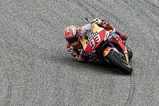 MotoGP Sachsenring 2019: Marc Marquez holt 10. Pole in Serie