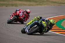 Wilde MotoGP-Gerüchte: Rossi-Rücktritt, Dovizioso bei Petronas?