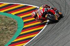 MotoGP Sachsenring 2019: Marquez holt 10. Deutschland-GP-Sieg